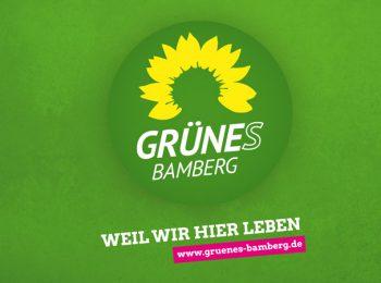 Aus GAL wird GRÜNES BAMBERG