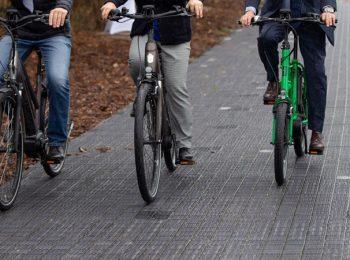 Solarradweg Spiegelfelder soll sich bewerben